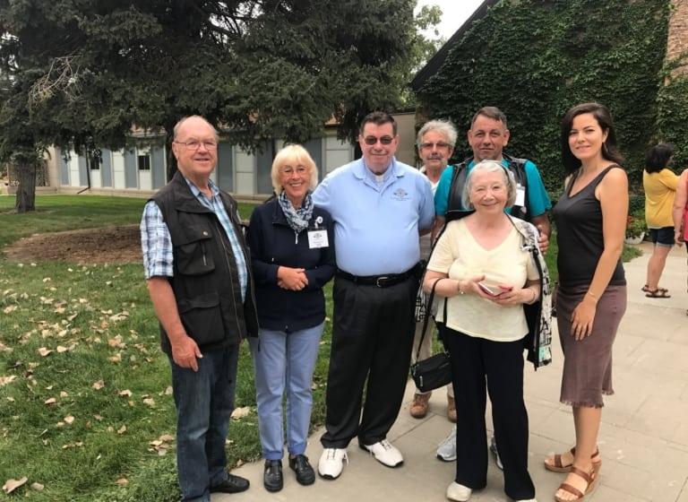 Voyage des donateurs français dans le Dakota du Sud 2018