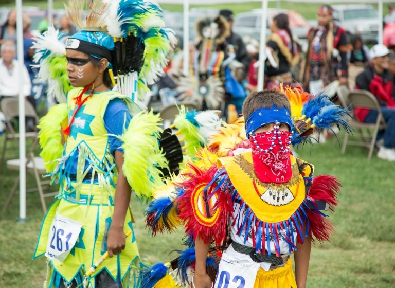 Les danses Powwow