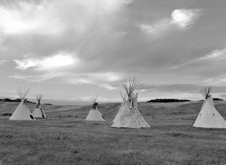 Les Indiens lakotas