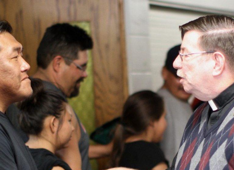 Rencontre annuelle avec le Père Anthony