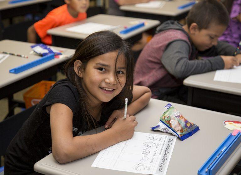 L'apprentissage et la préservation de la culture lakota