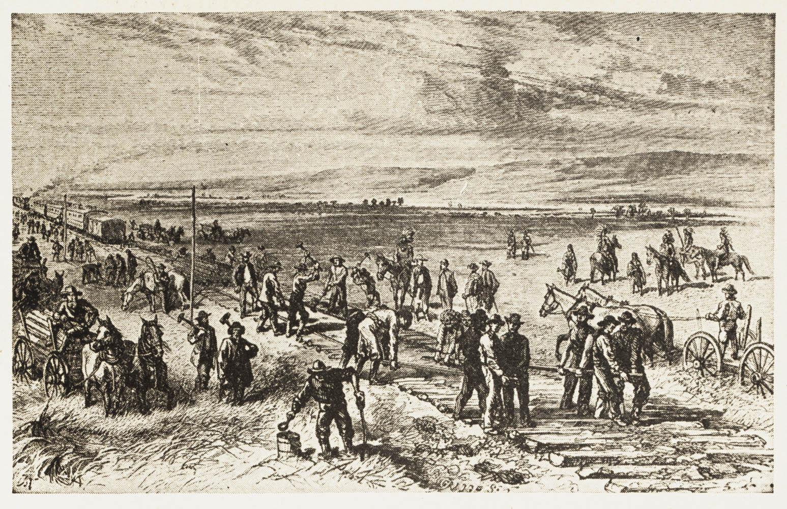 Entreprises de chemin de fer