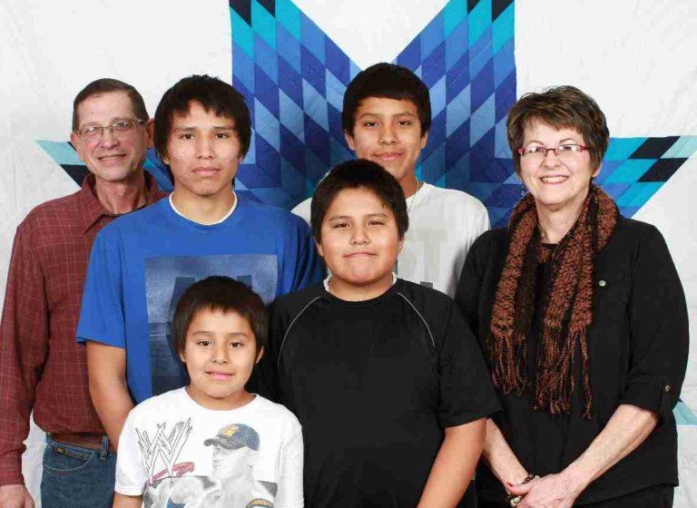 Les enfants comptent à l'École indienne St Joseph !